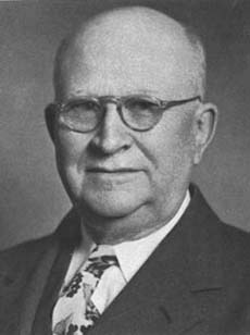 Pastor Harry A. Ironside