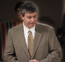 Heretic, Paul Washer, who teaches that salvation is dependent upon one's continued belief and repentance.